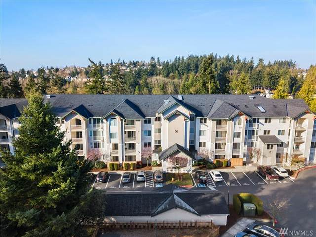 13301 SE 79th Place C311, Newcastle, WA 98059 (#1579514) :: Real Estate Solutions Group