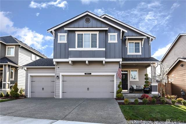 907 Louise Wise Ave NW, Orting, WA 98360 (#1579549) :: Better Homes and Gardens Real Estate McKenzie Group