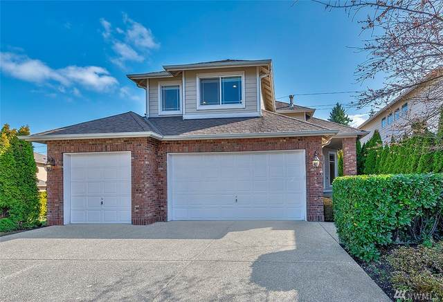 4468 163rd Place SE, Bellevue, WA 98006 (#1579747) :: Real Estate Solutions Group