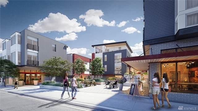 12522 15th (Lot #9) Ave NE D, Seattle, WA 98125 (#1579805) :: Pickett Street Properties