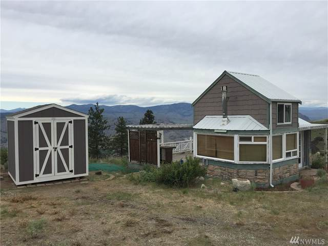 0-Lot 34 Springs Canyon Rd, Orondo, WA 98816 (#1580067) :: Mike & Sandi Nelson Real Estate