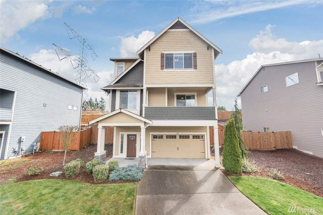 809 SW 341 St, Federal Way, WA 98023 (#1580140) :: Real Estate Solutions Group