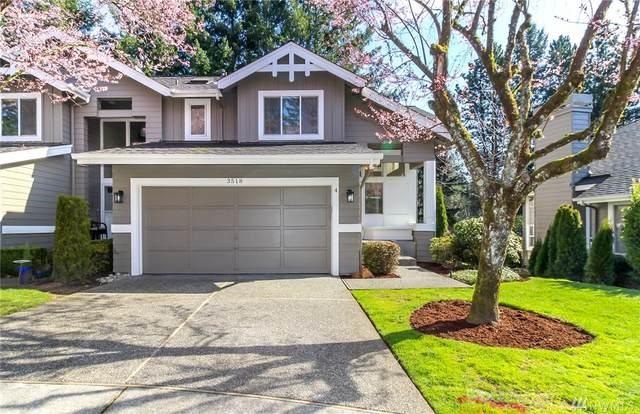 3518 255th Lane SE #4, Sammamish, WA 98029 (#1580327) :: Better Homes and Gardens Real Estate McKenzie Group