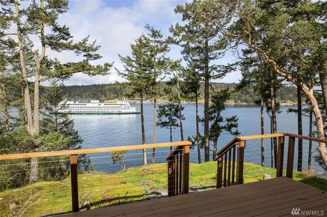41 Brown Island, San Juan Island, WA 98250 (#1580343) :: Keller Williams Western Realty