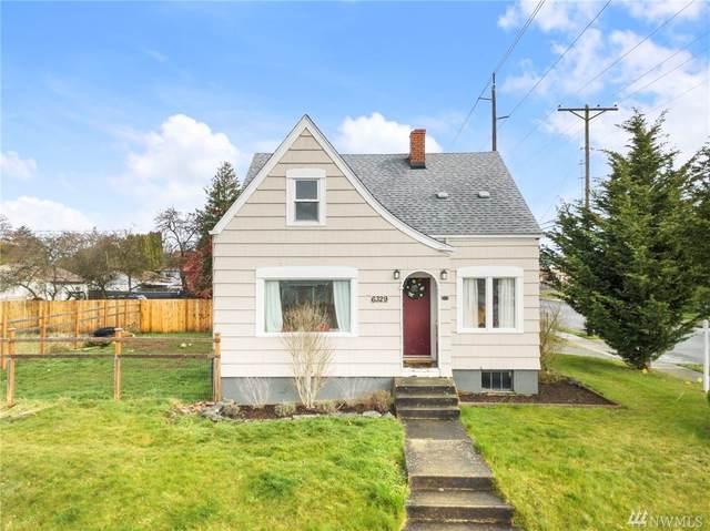 6329 S J St, Tacoma, WA 98408 (#1580368) :: Keller Williams Realty