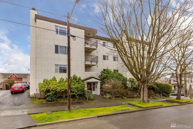 3600 Whitman Ave N #105, Seattle, WA 98103 (#1580518) :: Beach & Blvd Real Estate Group