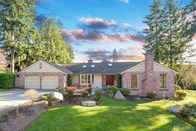 14317 NE 10th Place, Bellevue, WA 98007 (#1580573) :: Keller Williams Realty