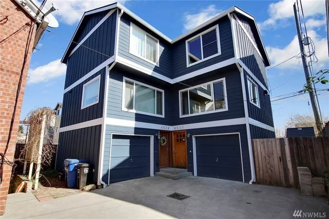 6532 34th Ave SW, Seattle, WA 98126 (#1580718) :: Real Estate Solutions Group