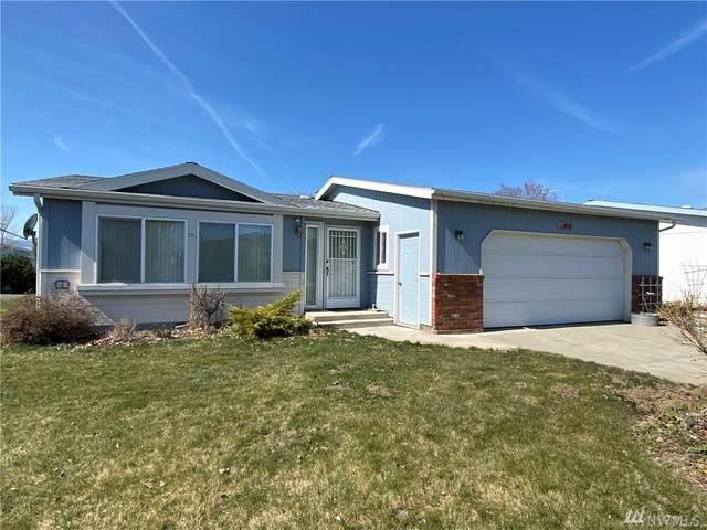 1100 S Rosewood Dr #115, Ellensburg, WA 98926 (#1580895) :: Ben Kinney Real Estate Team
