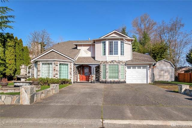 11118 SE 269th St, Kent, WA 98030 (#1580953) :: Real Estate Solutions Group