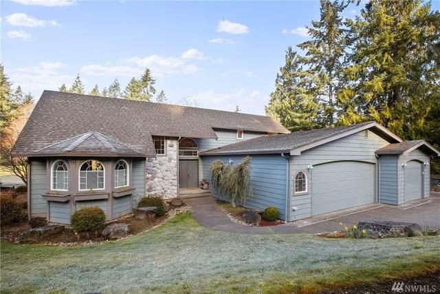 1180 E Old Ranch Rd, Allyn, WA 98524 (#1581027) :: Alchemy Real Estate