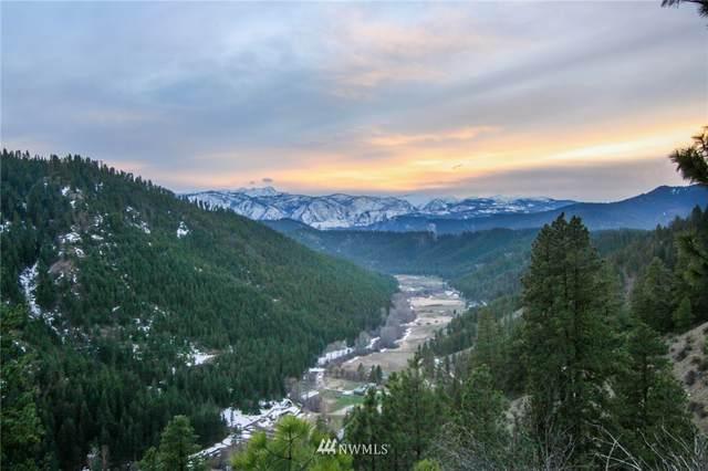 0 Second Creek Road, Leavenworth, WA 98826 (#1581032) :: Capstone Ventures Inc