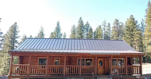 171 Lannigan Springs, Cle Elum, WA 98922 (#1581150) :: Better Homes and Gardens Real Estate McKenzie Group