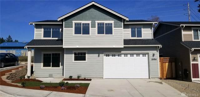 1886 Hardway Lane, Bremerton, WA 98312 (#1581180) :: Keller Williams Realty