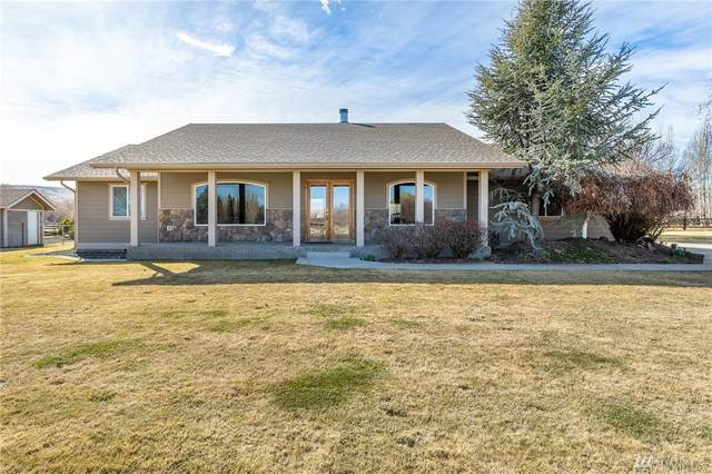 12100 Rutherford Rd, Yakima, WA 98908 (#1581200) :: Center Point Realty LLC