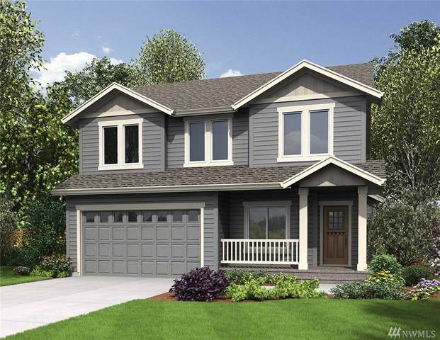 331-Lot4 Briar Lane S, Tenino, WA 98589 (#1581303) :: Hauer Home Team