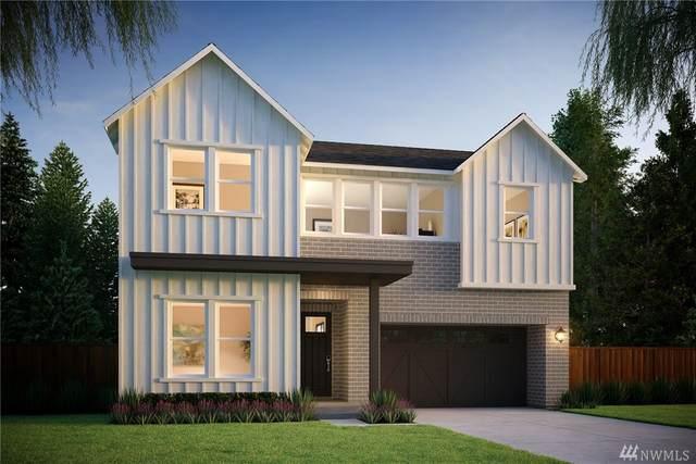 24962 SE 13th (Homesite 8) Place, Sammamish, WA 98075 (#1581623) :: NW Homeseekers