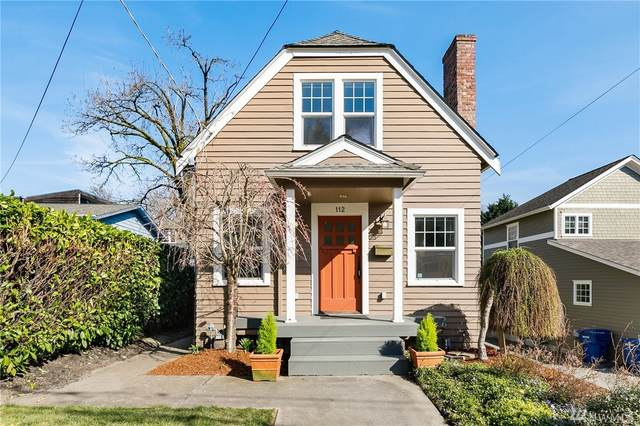 112 32nd Ave S, Seattle, WA 98144 (#1581632) :: Real Estate Solutions Group