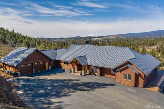 112 Woodland Rd, Goldendale, WA 98620 (#1581634) :: Northwest Home Team Realty, LLC