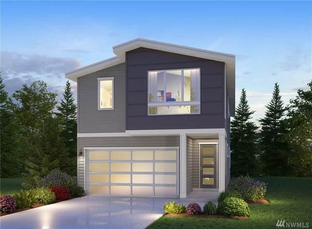 13867 NE 98TH St #27, Redmond, WA 98052 (#1581659) :: Real Estate Solutions Group