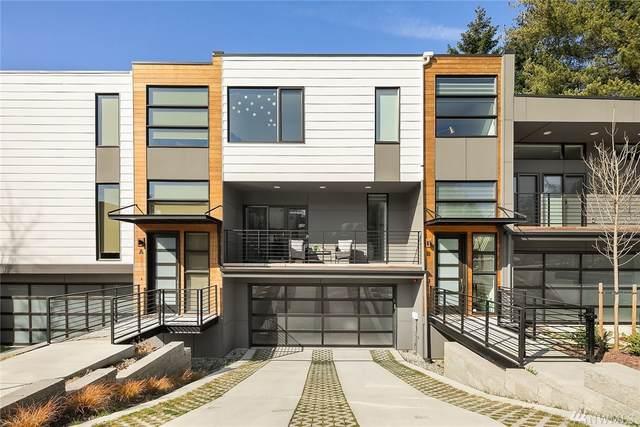 8721 114th Ave NE B, Kirkland, WA 98033 (#1581730) :: Ben Kinney Real Estate Team