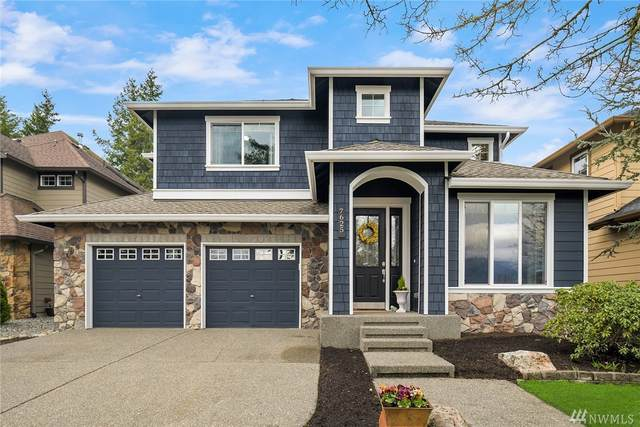 7625 Greenridge Ct SE, Snoqualmie, WA 98065 (#1581777) :: Center Point Realty LLC