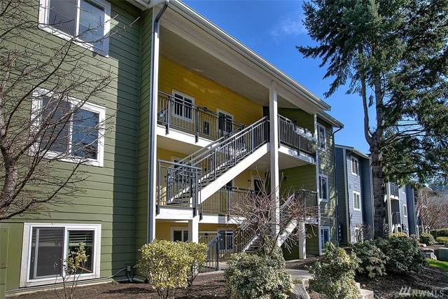 12511 SE 41st Place A204, Bellevue, WA 98006 (#1581958) :: Ben Kinney Real Estate Team