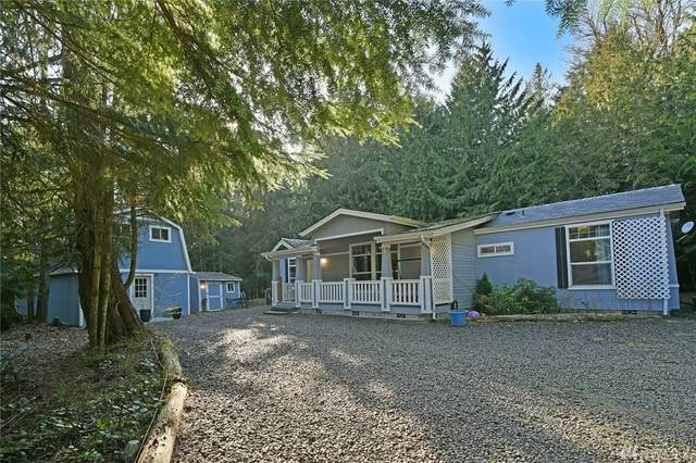 11233 Old Military Rd NE, Poulsbo, WA 98370 (#1582034) :: Better Homes and Gardens Real Estate McKenzie Group