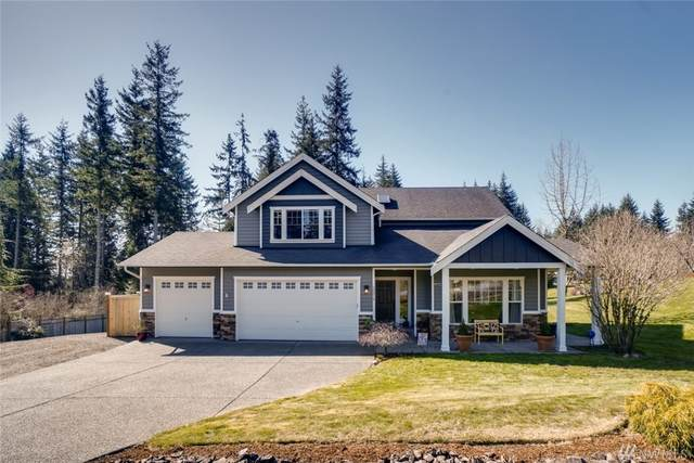 20816 104th St SE, Snohomish, WA 98290 (#1582045) :: Real Estate Solutions Group