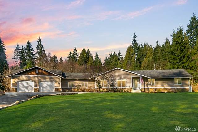 101 N Lake Roesiger Rd, Snohomish, WA 98290 (#1582226) :: Real Estate Solutions Group