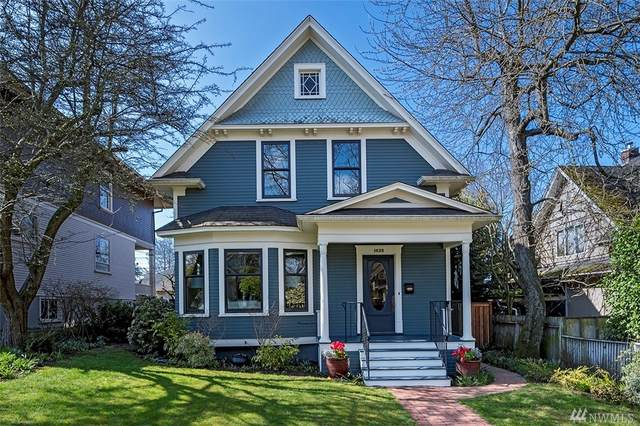 1623 6th Ave W, Seattle, WA 98119 (#1582227) :: The Kendra Todd Group at Keller Williams