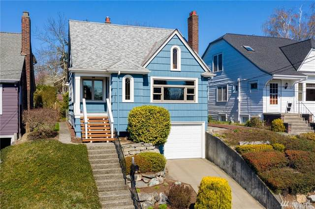 162 NW 73rd St, Seattle, WA 98117 (#1582293) :: Better Homes and Gardens Real Estate McKenzie Group