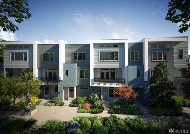 11408 117th Lane NE #6, Kirkland, WA 98034 (#1582296) :: Real Estate Solutions Group