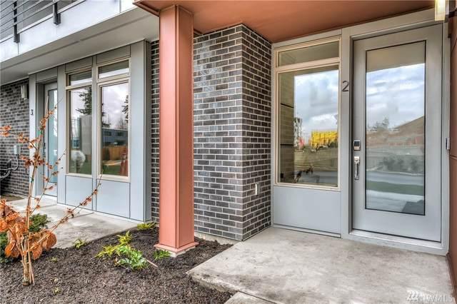 11408 117th Lane NE #2, Kirkland, WA 98034 (#1582487) :: Better Homes and Gardens Real Estate McKenzie Group