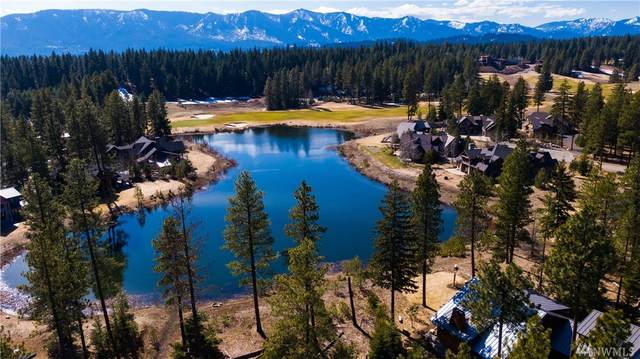 1201 Coal Mine Wy, Cle Elum, WA 98922 (#1582503) :: Real Estate Solutions Group