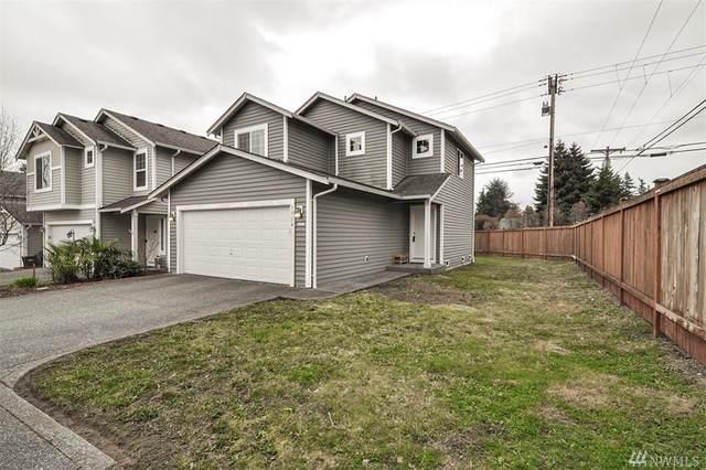 9916 27th Dr SE, Everett, WA 98208 (#1582577) :: Ben Kinney Real Estate Team