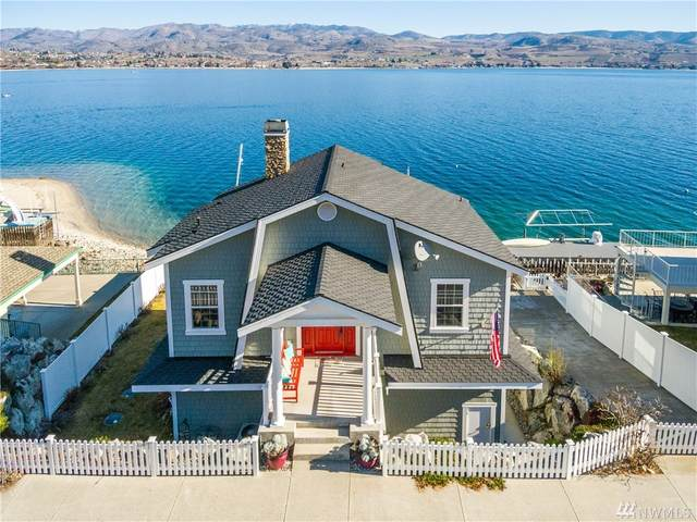 4160 S Lakeshore Rd, Chelan, WA 98816 (#1582582) :: Real Estate Solutions Group
