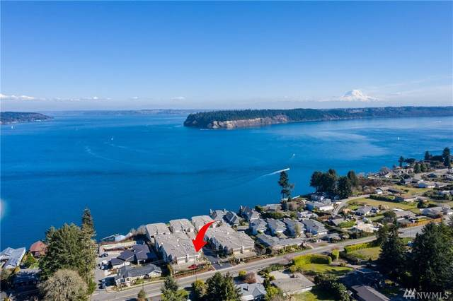 7305 Soundview Dr #102, Gig Harbor, WA 98335 (#1582606) :: Ben Kinney Real Estate Team