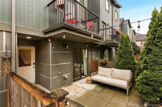 3469 21st Ave W, Seattle, WA 98199 (#1582656) :: The Shiflett Group