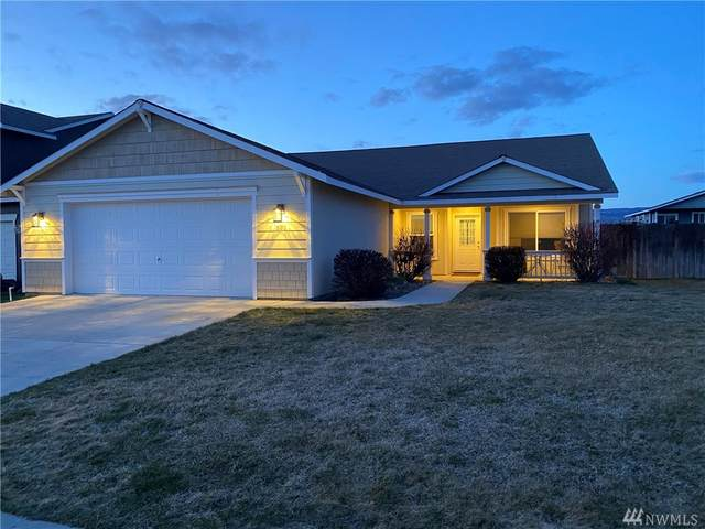 501 E 28th Ave, Ellensburg, WA 98926 (#1582665) :: Ben Kinney Real Estate Team
