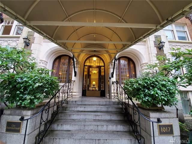 1017 E Minor #302, Seattle, WA 98104 (#1582693) :: Icon Real Estate Group