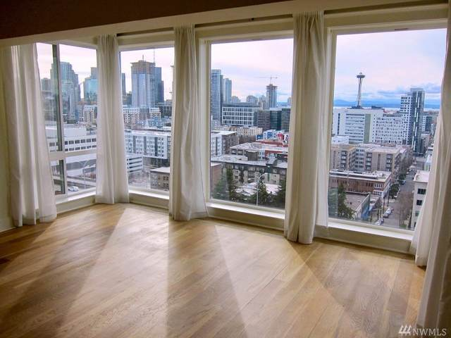 308 E Republican St #702, Seattle, WA 98102 (#1582761) :: Real Estate Solutions Group