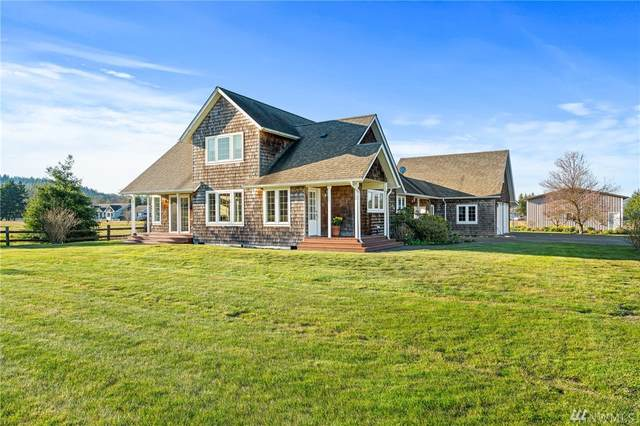 13 Darnel Lane, Raymond, WA 98577 (#1582775) :: Hauer Home Team