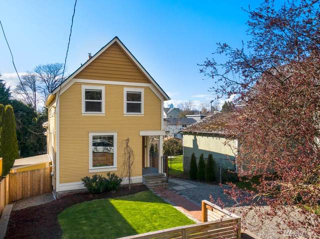 521 29th Ave S, Seattle, WA 98144 (#1582872) :: Real Estate Solutions Group