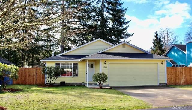 1522 Mapleridge Dr NE, Olympia, WA 98506 (#1582877) :: Northwest Home Team Realty, LLC