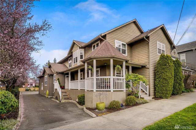 126 C Ave #202, Snohomish, WA 98290 (#1582928) :: Real Estate Solutions Group