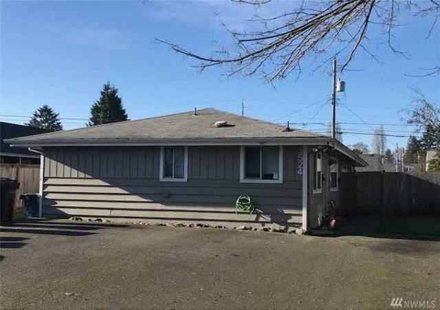 3524 S Sheridan, Tacoma, WA 98418 (#1583022) :: Keller Williams Western Realty