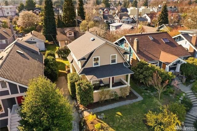 5633 12th Ave NE, Seattle, WA 98105 (#1583259) :: Keller Williams Realty