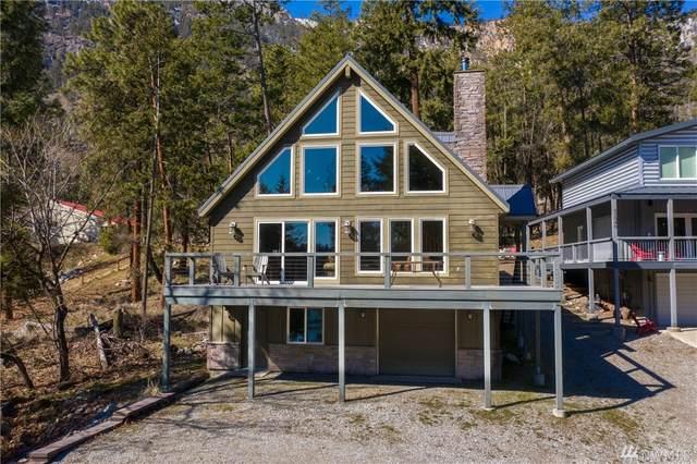 11484 S Lakeshore Rd, Chelan, WA 98816 (MLS #1583297) :: Nick McLean Real Estate Group