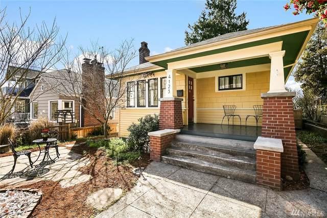 4123 Woodlawn Ave N, Seattle, WA 98103 (#1583345) :: Alchemy Real Estate